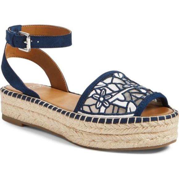 daa65820e7d8 Franco Sarto Shoes - Franco Sarto Ravenna Espadrille Platform Sandal